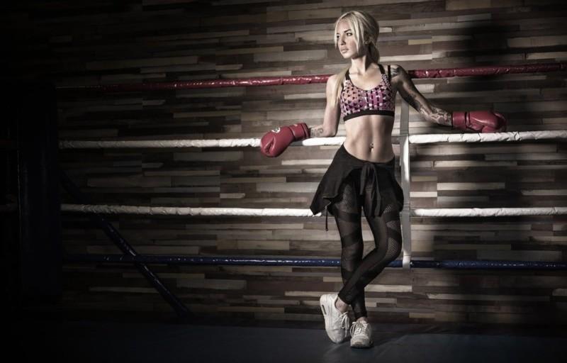 Тренировки по боксу для начинающих